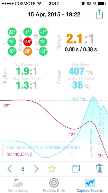 Memo Swing Lite screenshot-3