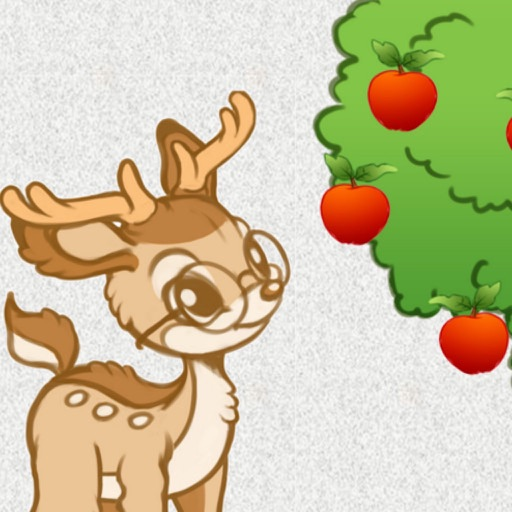 Little Deer and the Apple Tree download