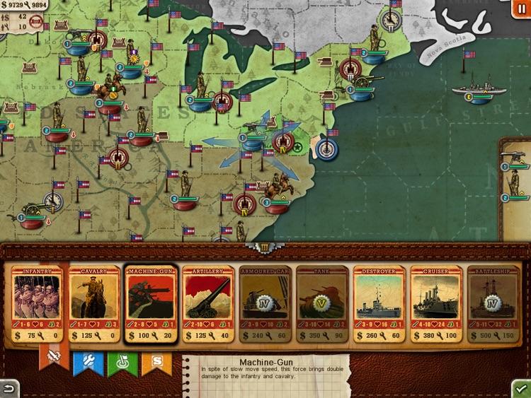 European War 3 for iPad