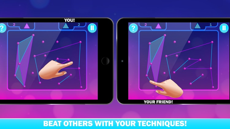 The Triangles - Puzzle Game screenshot-3