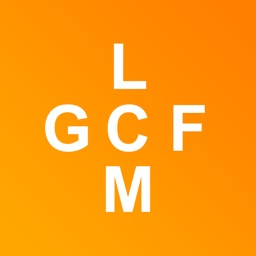 GCF & LCM Calculator++
