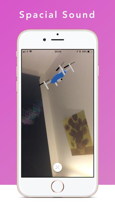 Augmented Reality Appのおすすめ画像6