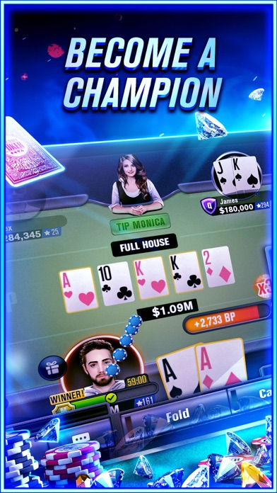 Download WSOP - Texas Holdem Poker Game for Pc