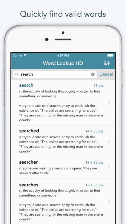Word Lookup HD