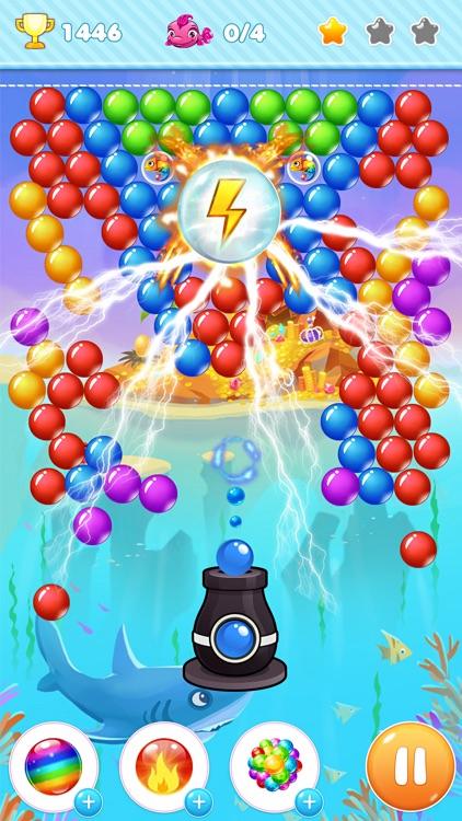 Bubble Shooter Splash screenshot-3