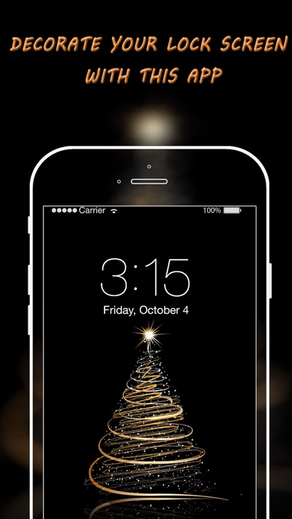 Christmas Wallpapers Pro® screenshot-3