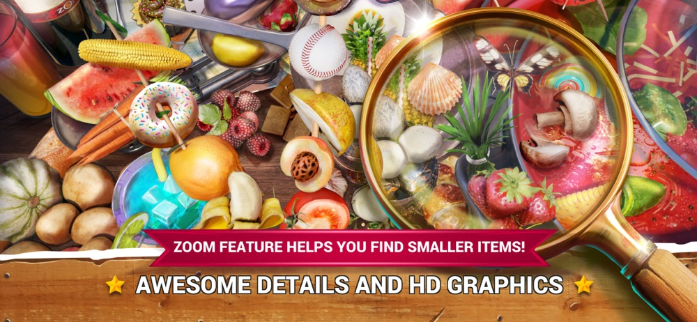 Hidden Objects Food hack tool