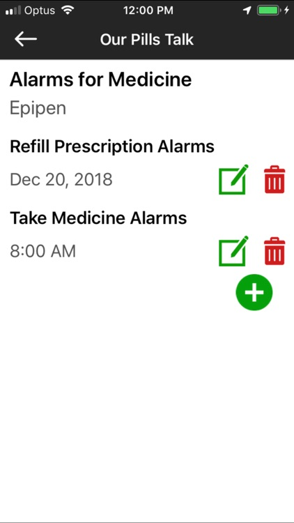 Our Pills Talk Meds Safety App screenshot-3