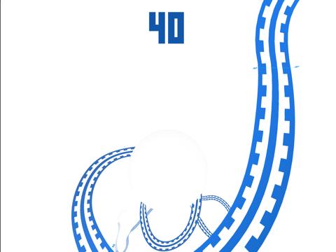 Screenshot of IMPOSSIBLE ROAD