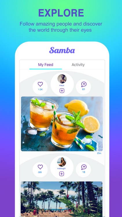 Samba Messenger screenshot-3
