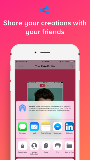 Fake Date - funny generator on the App Store