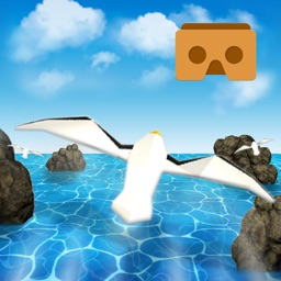 VR Flying Bird - Virtual Reality Games