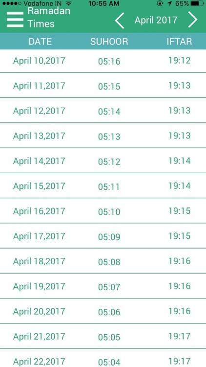 Qibla Compass & Ramadan 2018 screenshot-4