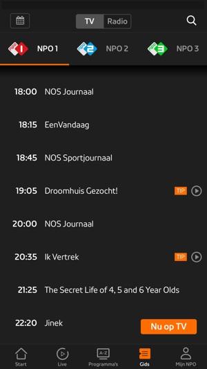 npo1 live tv