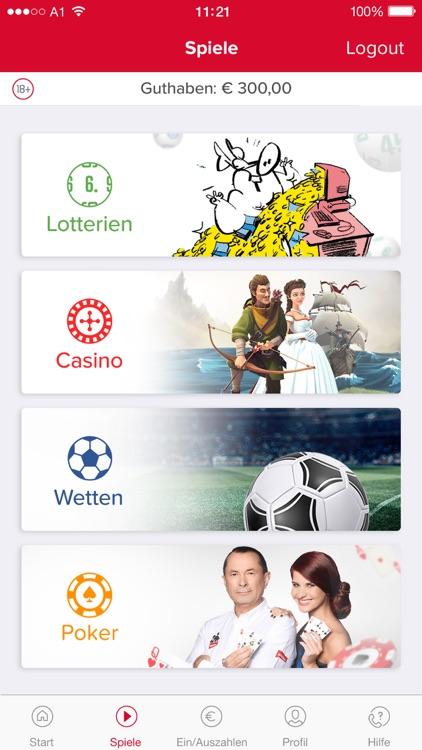 win2day – Casino, Lotto, Wetten