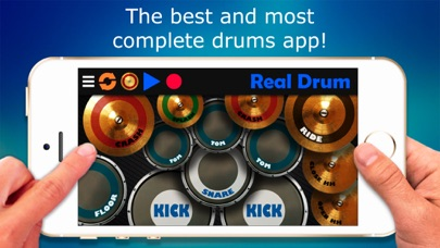 Real Drum - 드럼 세트 for Windows