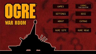 Ogre War Room screenshot one