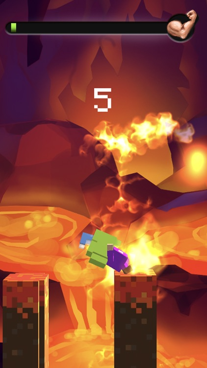 Jump Hero: Hardcore Jumper screenshot-4