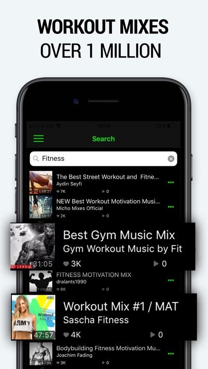 Lifetime Music For Fitness