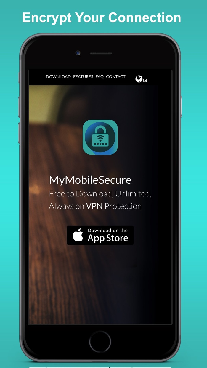 MyMobileSecure Screenshot