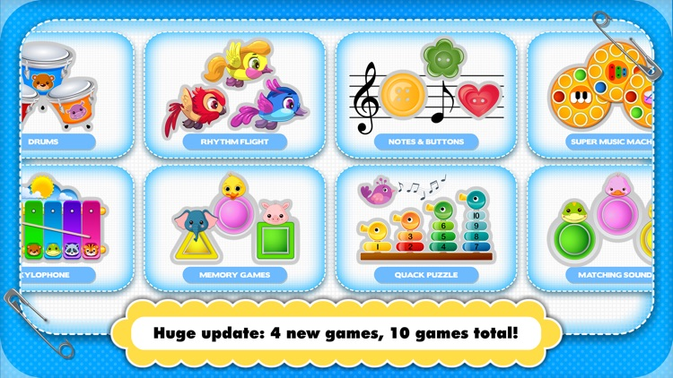 Baby Piano for Toddlers & Kids screenshot-7