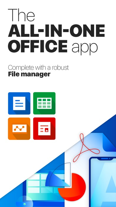 Screenshot #6 for OfficeSuite PRO Mobile Office