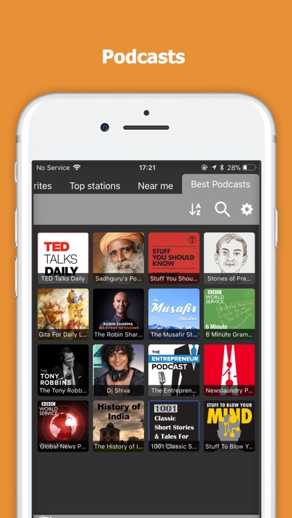 Radio India - AM / FM / Online screenshot-3