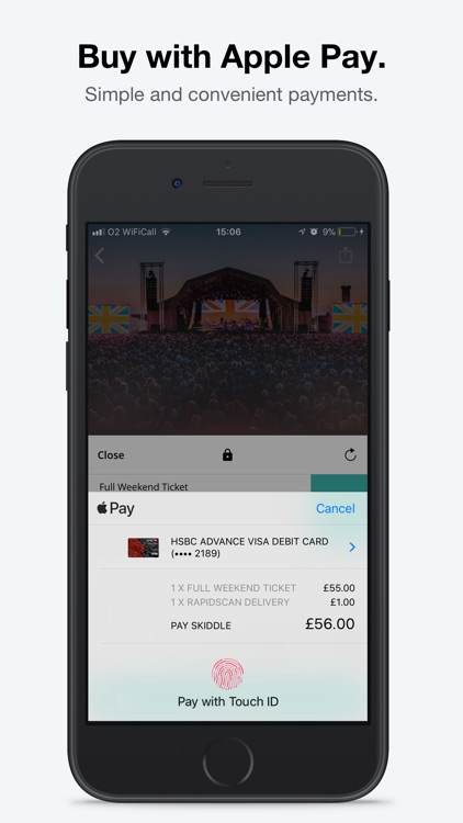 Skiddle: Events and Tickets screenshot-3