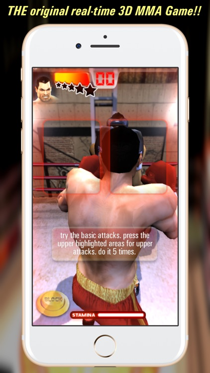 Iron Fist Boxing screenshot-0