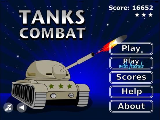 Screenshot #1 for Tanks Combat