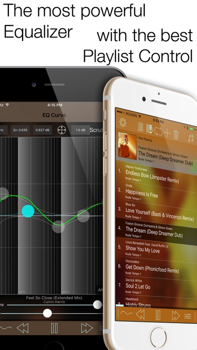 Screenshot for Equalizer in Chile App Store