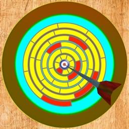 Strike Hit <-0-> ball Shooter