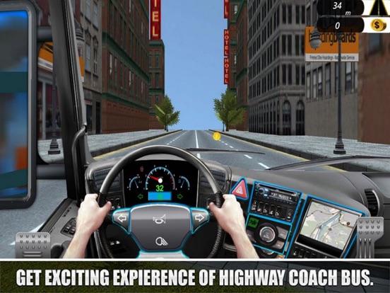 Highway Traffic: Bus Racer screenshot 4