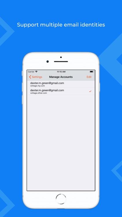 Voltage Mail screenshot-6