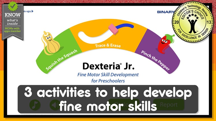 Dexteria Jr. - Fine Motor Skill Development screenshot-0