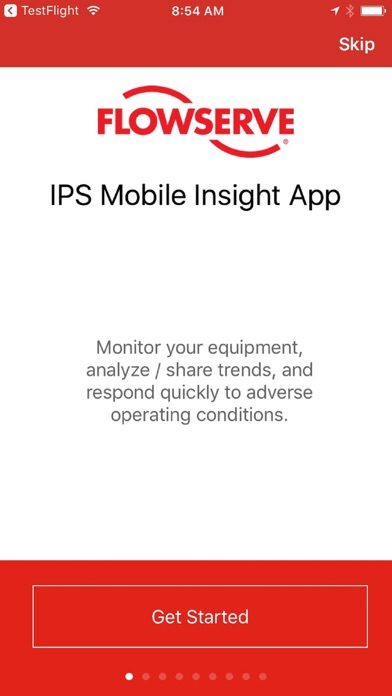 IPS Mobile Insight screenshot one