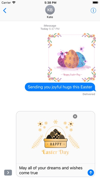 Glittering & Gold Easter Day screenshot 5