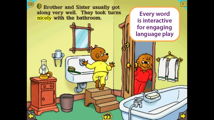 In A Fight, Berenstain Bears screenshot-2