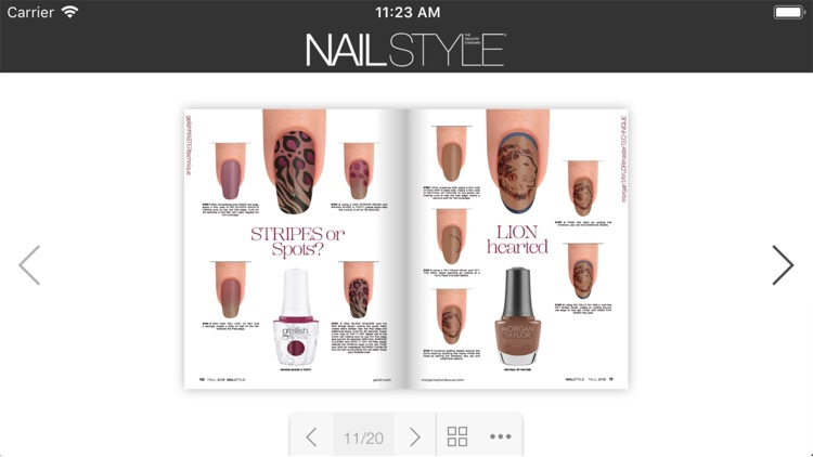 Nail Style Magazine screenshot-3