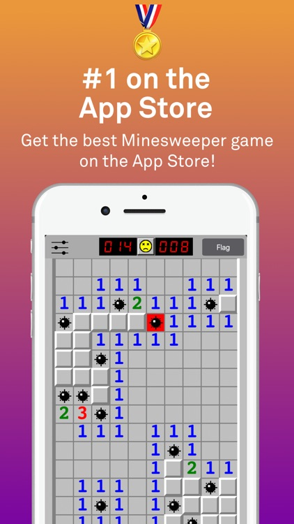Minesweeper Classic screenshot-1