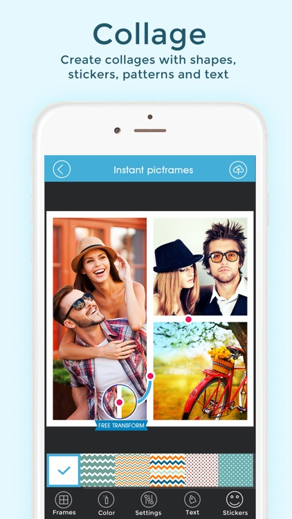 Collage Pic Frames - editor, maker, instant photo