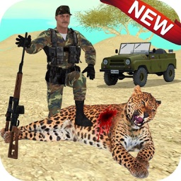 Animal Hunting-3d Rifle Shoot