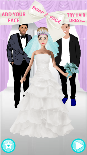 Wedding Fever Face Swap Game On The App Store