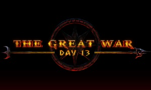 The Great War : Day 13