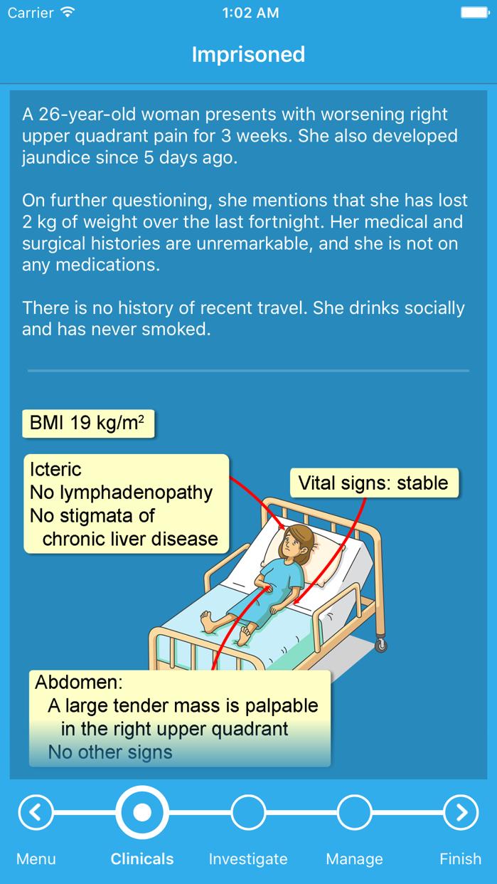 Prognosis: Your Diagnosis Screenshot