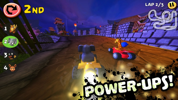 Safari Kart screenshot-2