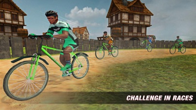 Bicycle Typhoon Racing screenshot three