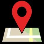 分享位置和指南针