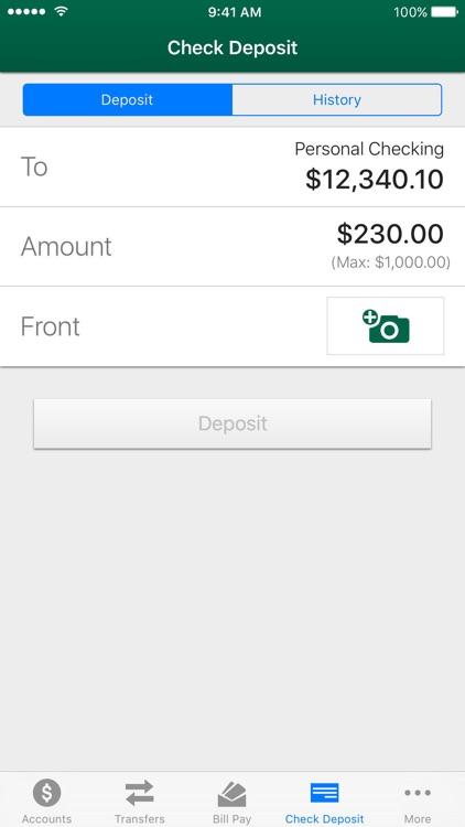 Angelina Savings Bank Mobile screenshot-3