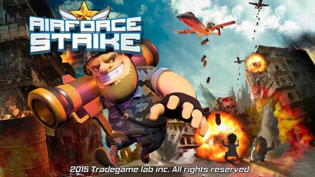 Airforce Strike Screenshot